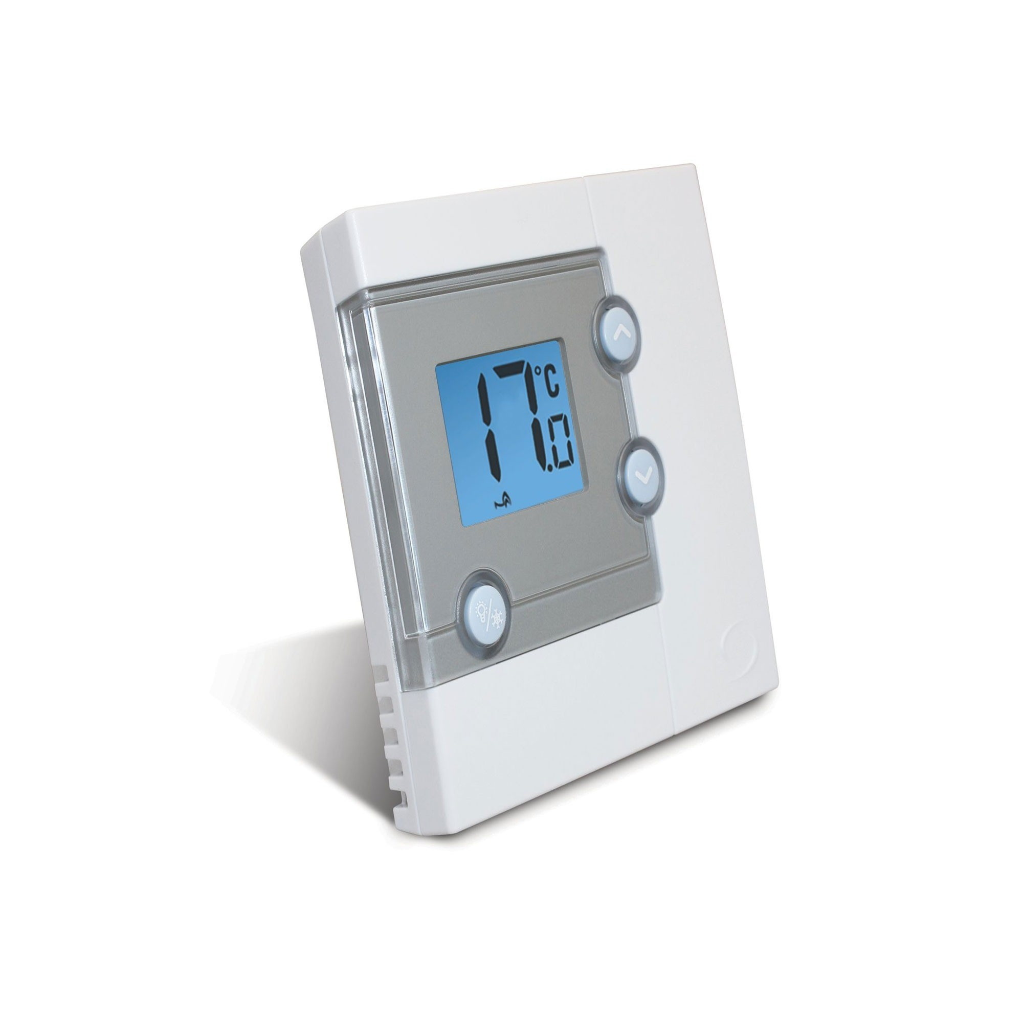 Salus Programmable Room Thermostat With Rf - Plumbing Supplies