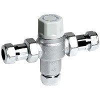 ALTECNIC Merchant Mixing valve 15mm. WRAS Approved