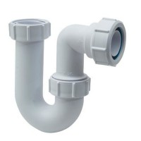 Adjustable Inlet Tubular Swivel 'P' Trap ASC10