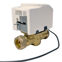 Smart 22mm 2 Port motorised Zone Valve